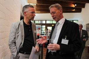 """""""Energievermeidung statt -reduzierung..."""" WiRE GF Martin Reh im Kundengespräch..."""
